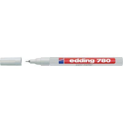 Edding 780 White Paint Marker, Artcentric, Pretoria, Online art materials, Online craft materials, Online craft supplies, Craft supplies, Artshop, online Artshop, Art shop gauteng, Art shop South-Africa, art kit