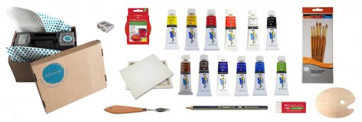 Acrylic paint, acrylic paint kit, Artcentric, Pretoria, Online art materials, Online craft materials, Online craft supplies, Craft supplies, Artshop, online Artshop, Art shop gauteng, Art shop South-Africa, art kit