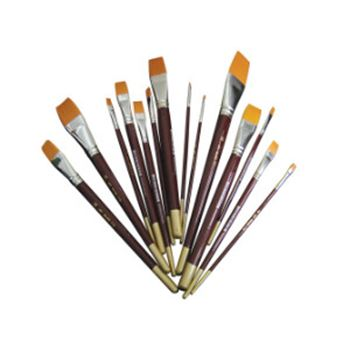 Artcentric, Online art shop, online art supplies, Art supplies Pretoria, Art shop Pretoria, Art shop Gauteng, Art shop South Africa, Art supplies Pretoria, Art shop, art supplies, Brushes, golden taklon brush, art materials