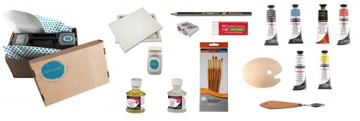 Oil paint, oil paint kit, Artcentric, Pretoria, Online art materials, Online craft materials, Online craft supplies, Craft supplies, Artshop, online Artshop, Art shop gauteng, Art shop South-Africa, art kit