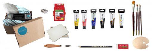 Acrylic paint, acrylic paint kit, Artcentric, Pretoria, Online art materials, Online craft materials, Online craft supplies, Craft supplies, Artshop, online Artshop, Art shop gauteng, Art shop South-Africa, art kit
